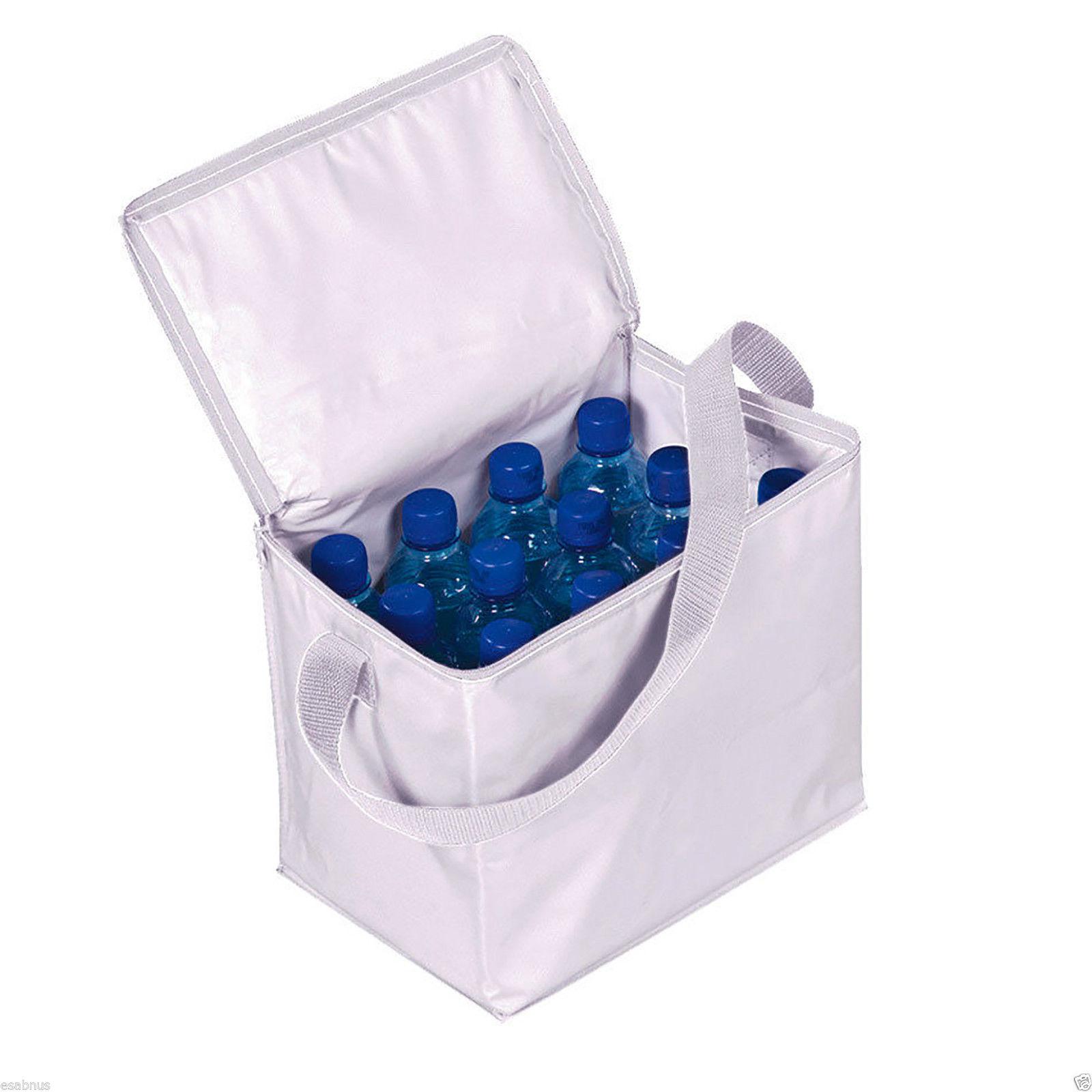 Haut-Bouteille-Sac-refrigerant-avec-Bandouliere-amp-Compartiment-Fermeture-Eclair