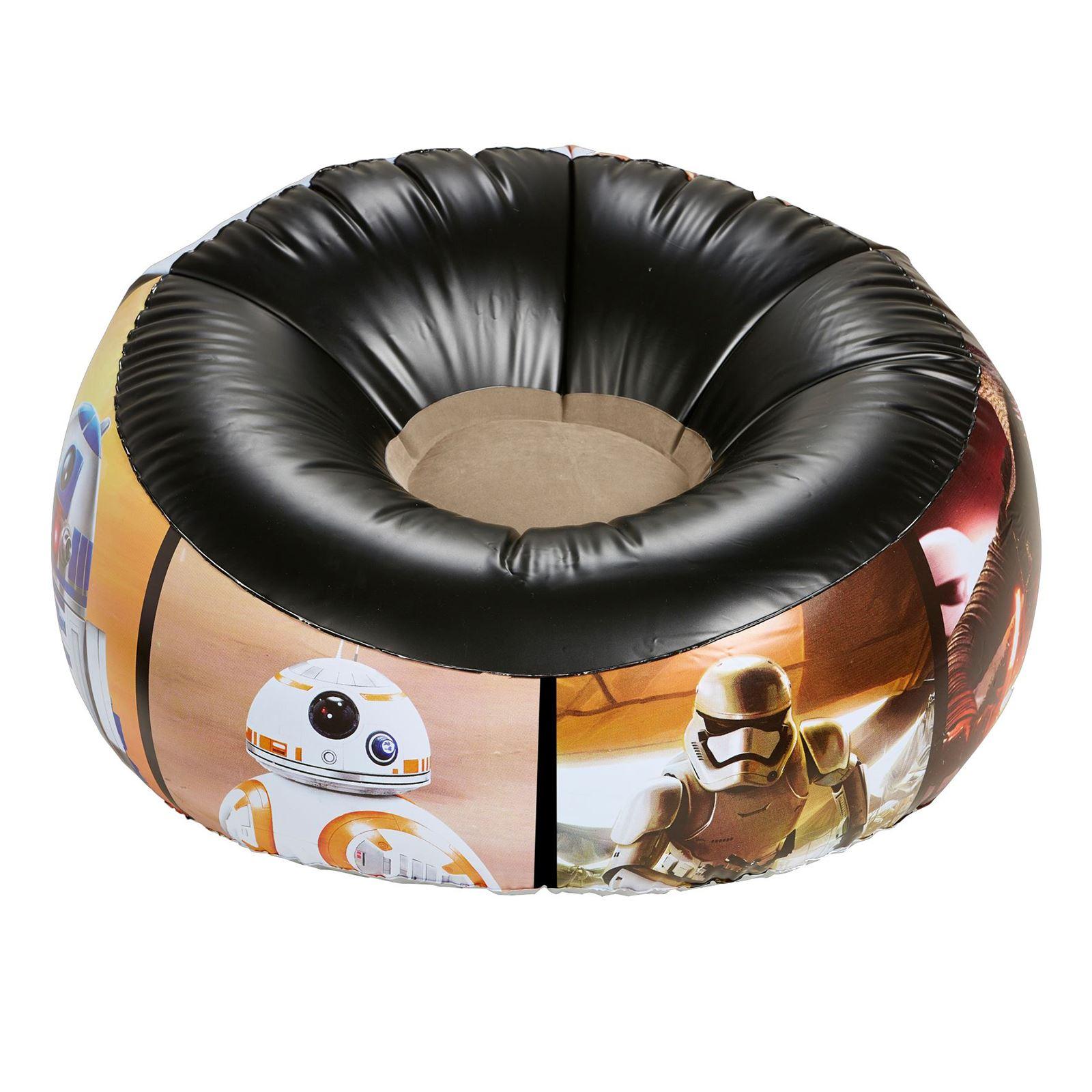 Indexbild 19 - Kinder Aufblasbarer Sessel - PAW PATROL, My LIttle Pony, Star Wars, Toy Story