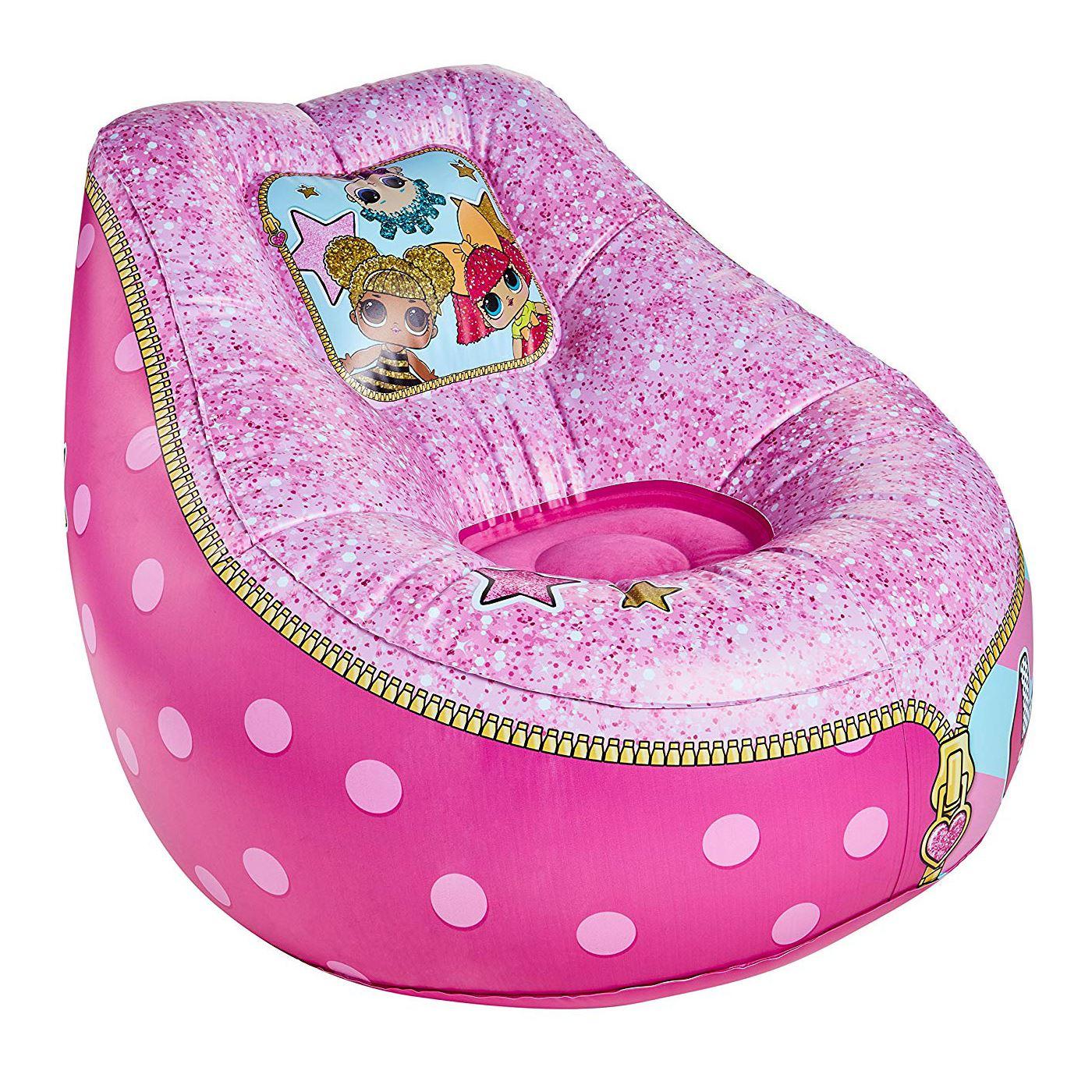 Indexbild 7 - Kinder Aufblasbarer Sessel - PAW PATROL, My LIttle Pony, Star Wars, Toy Story