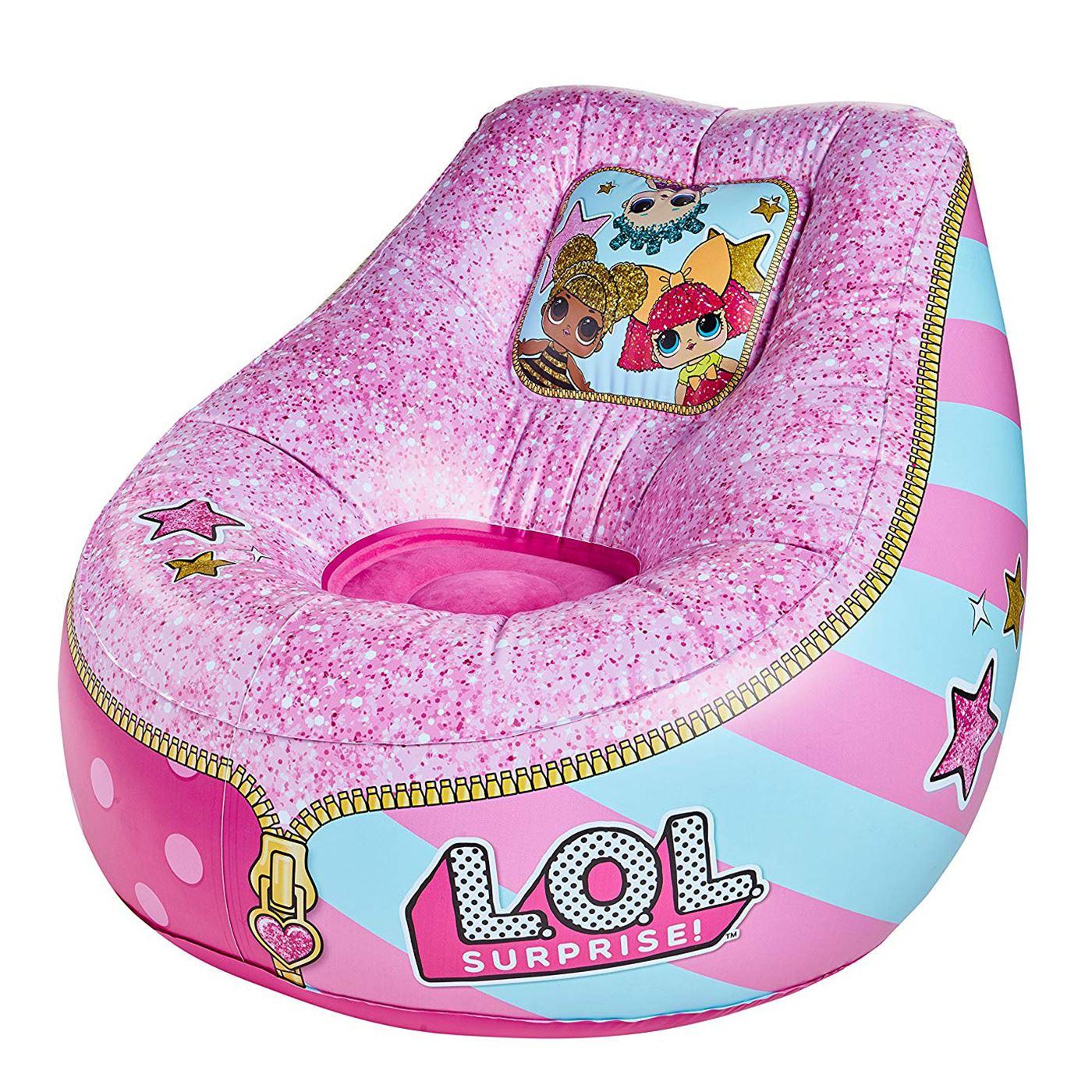 Indexbild 4 - Kinder Aufblasbarer Sessel - PAW PATROL, My LIttle Pony, Star Wars, Toy Story