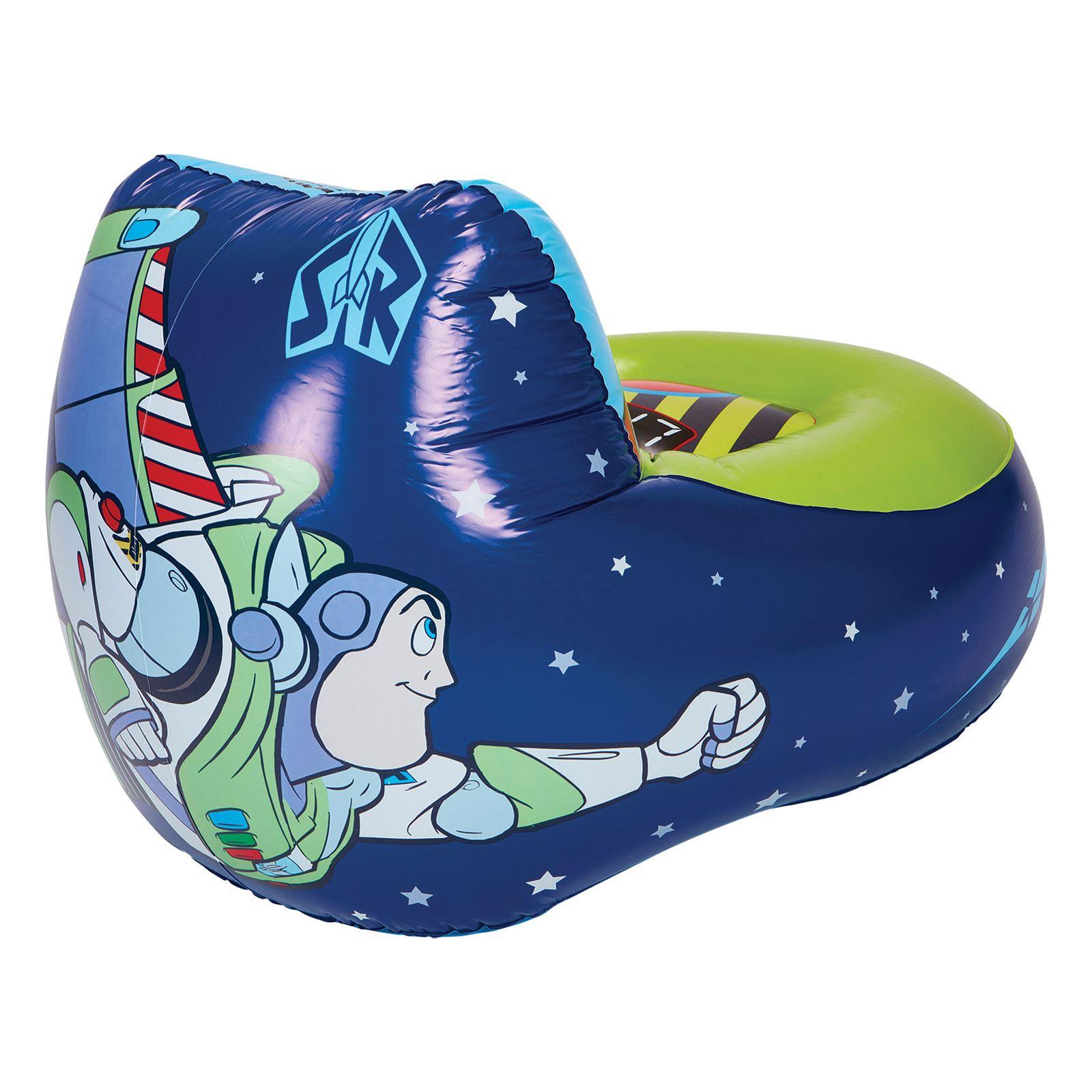 Indexbild 24 - Kinder Aufblasbarer Sessel - PAW PATROL, My LIttle Pony, Star Wars, Toy Story