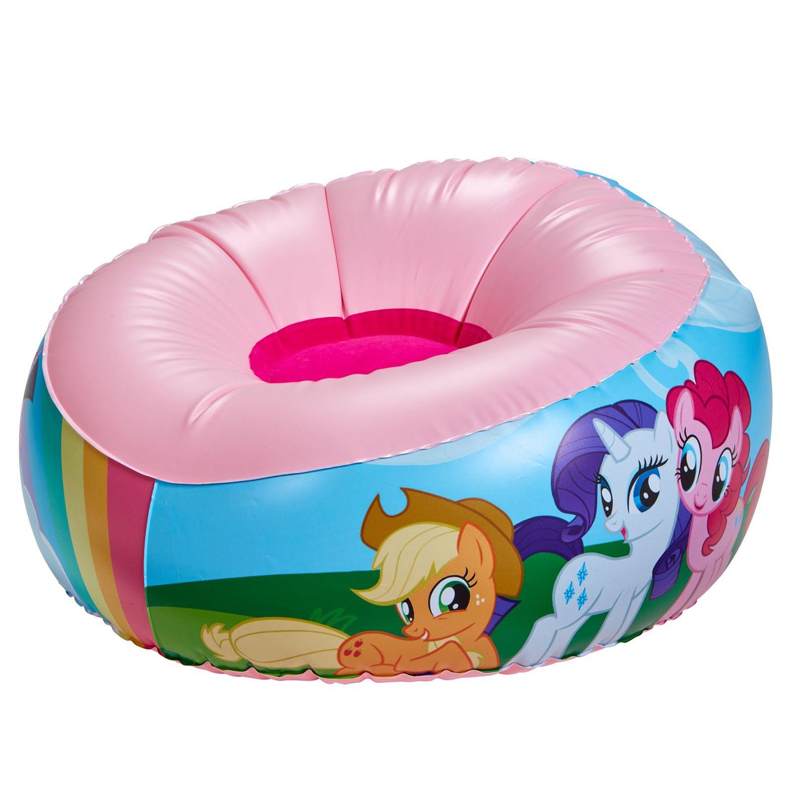 Indexbild 9 - Kinder Aufblasbarer Sessel - PAW PATROL, My LIttle Pony, Star Wars, Toy Story