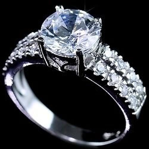 Argento-Sterling-925-zirconi-cubici-Stravaganti-Sposa-Fidanzamento-A-2-file