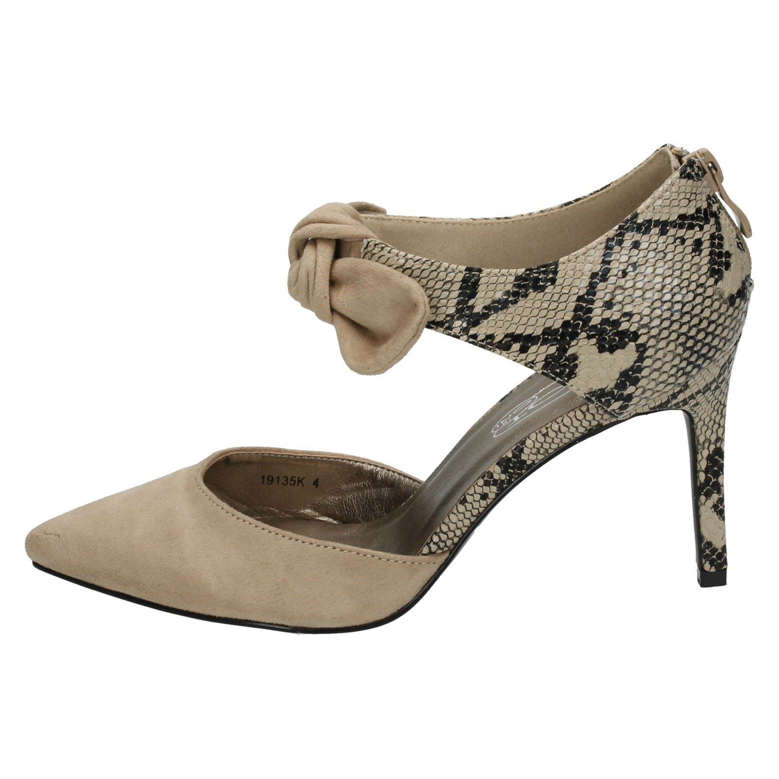 purchase cheap f4112 8f8e2 Scarpe Col Tacco   Donna On Spot Fiocco  Da wTaUARq