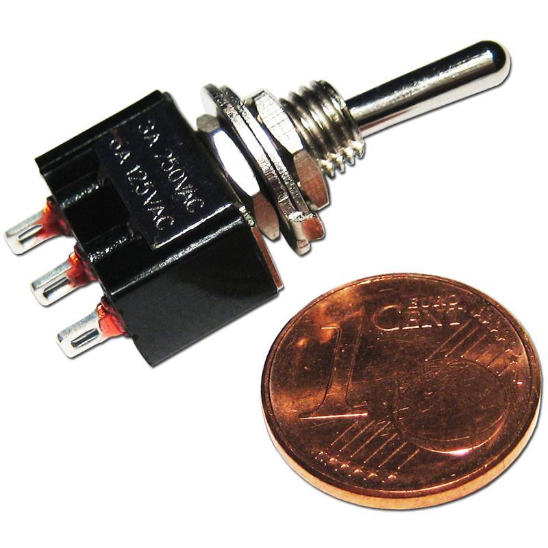 N. 22 10x MINI-Kipp Interruttore 2xum = un//un