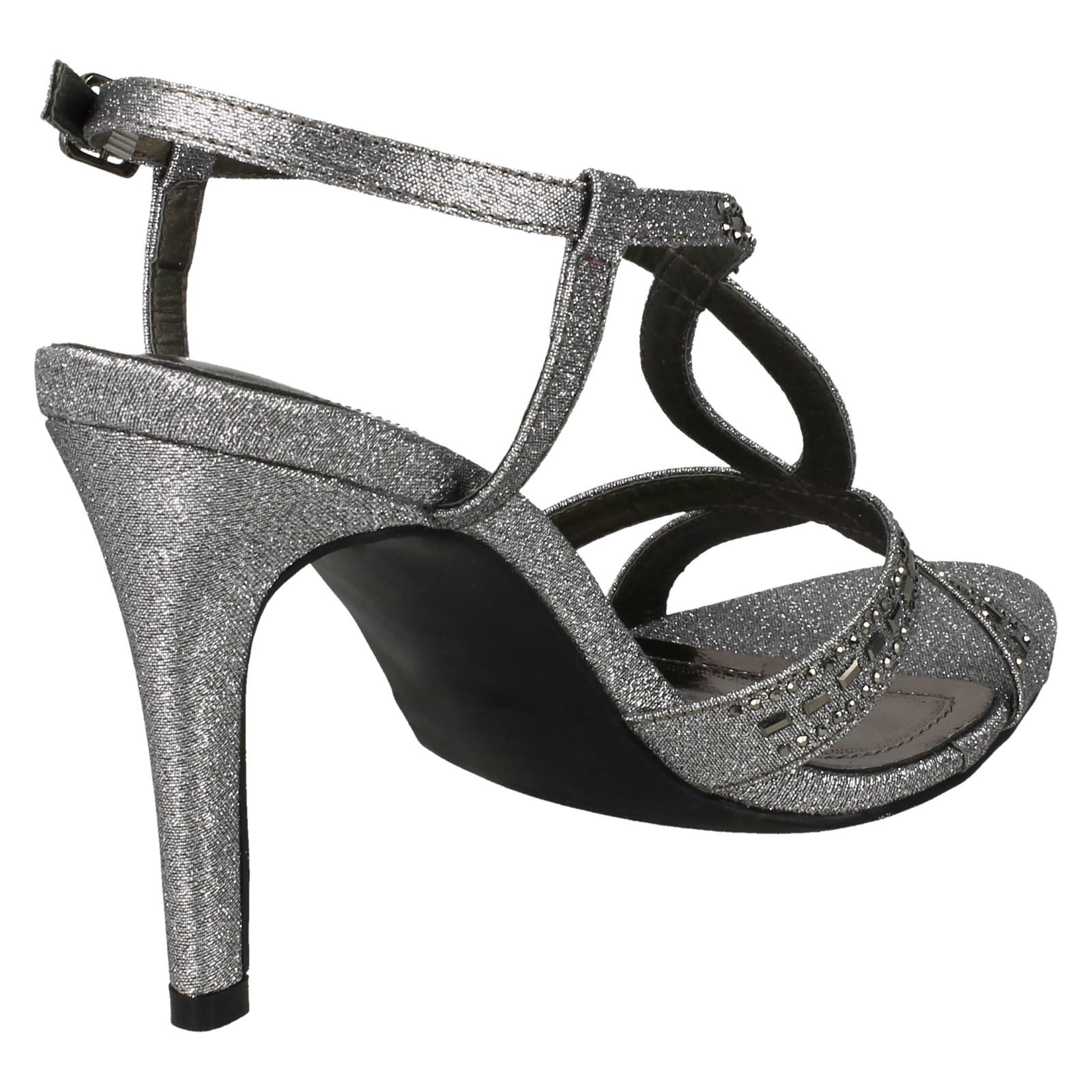 2704055aaebf Anne-Michelle-Ladies-Jewelled-Strappy-Sandals thumbnail 18
