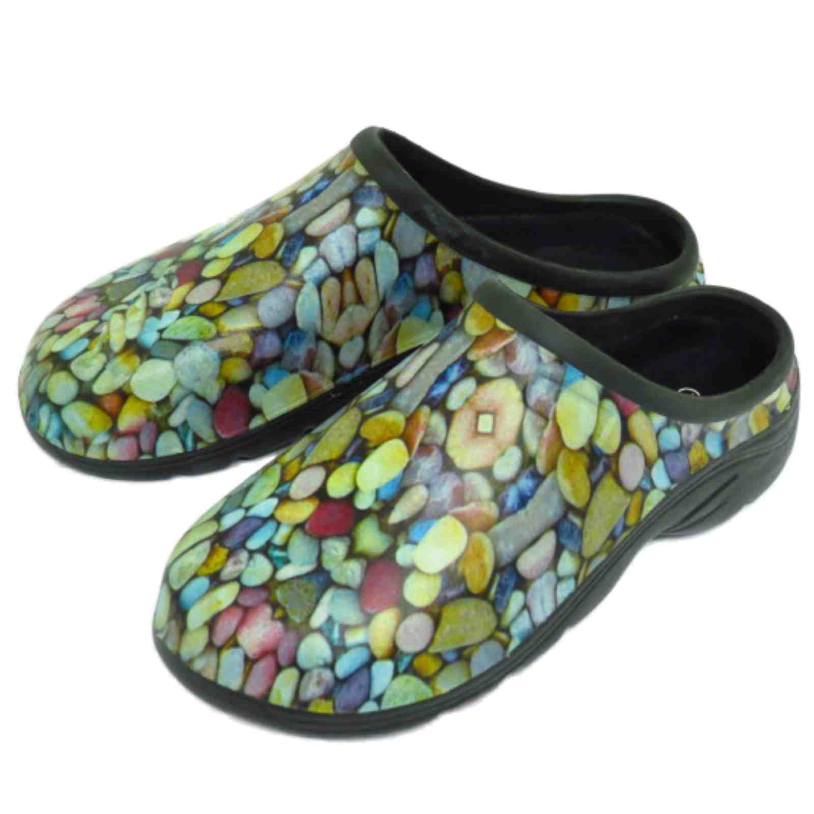 Hombre jardinería Zuecos Sin Cordones JARDIN EXTERIOR Zapatos Talón Ligeros