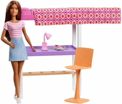 miniature 103 - #01 Barbie-Puppe-Mattel-Aussuchen: FCP73, GDJ37, BLL70, DWJ65, DWJ64