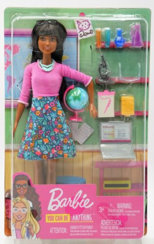 miniature 126 - #01 Barbie-Puppe-Mattel-Aussuchen: FCP73, GDJ37, BLL70, DWJ65, DWJ64