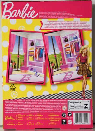 miniature 91 - #01 Barbie-Puppe-Mattel-Aussuchen: FCP73, GDJ37, BLL70, DWJ65, DWJ64