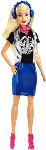 miniature 40 - #01 Barbie-Puppe-Mattel-Aussuchen: FCP73, GDJ37, BLL70, DWJ65, DWJ64