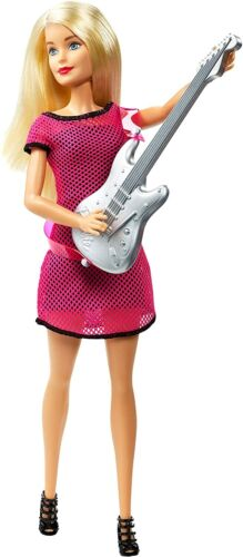 miniature 39 - #01 Barbie-Puppe-Mattel-Aussuchen: FCP73, GDJ37, BLL70, DWJ65, DWJ64