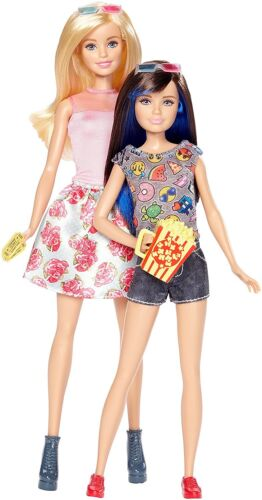 miniature 56 - #01 Barbie-Puppe-Mattel-Aussuchen: FCP73, GDJ37, BLL70, DWJ65, DWJ64