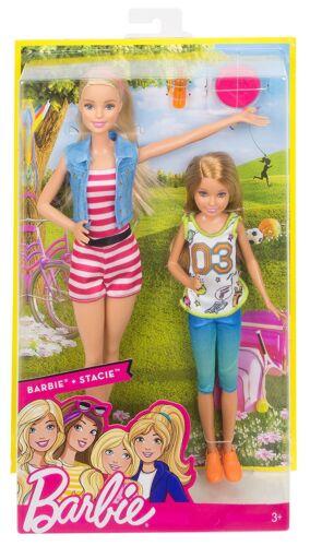 miniature 58 - #01 Barbie-Puppe-Mattel-Aussuchen: FCP73, GDJ37, BLL70, DWJ65, DWJ64