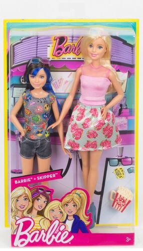 miniature 55 - #01 Barbie-Puppe-Mattel-Aussuchen: FCP73, GDJ37, BLL70, DWJ65, DWJ64
