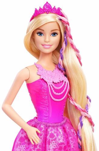 miniature 33 - #01 Barbie-Puppe-Mattel-Aussuchen: FCP73, GDJ37, BLL70, DWJ65, DWJ64