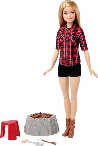 miniature 95 - #01 Barbie-Puppe-Mattel-Aussuchen: FCP73, GDJ37, BLL70, DWJ65, DWJ64