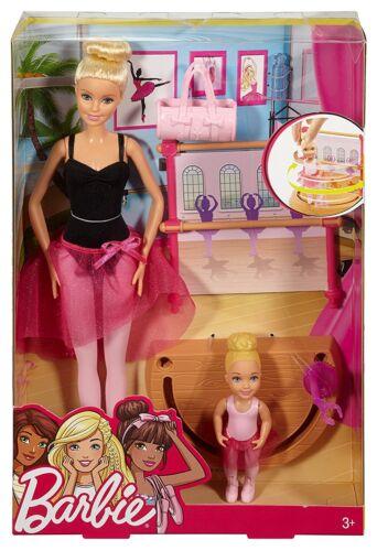 miniature 80 - #01 Barbie-Puppe-Mattel-Aussuchen: FCP73, GDJ37, BLL70, DWJ65, DWJ64