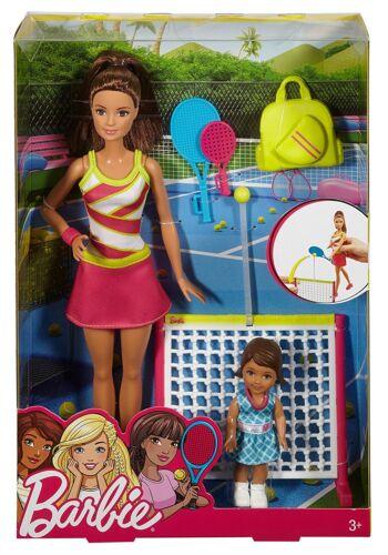 miniature 53 - #01 Barbie-Puppe-Mattel-Aussuchen: FCP73, GDJ37, BLL70, DWJ65, DWJ64
