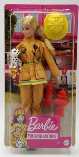 miniature 129 - #01 Barbie-Puppe-Mattel-Aussuchen: FCP73, GDJ37, BLL70, DWJ65, DWJ64