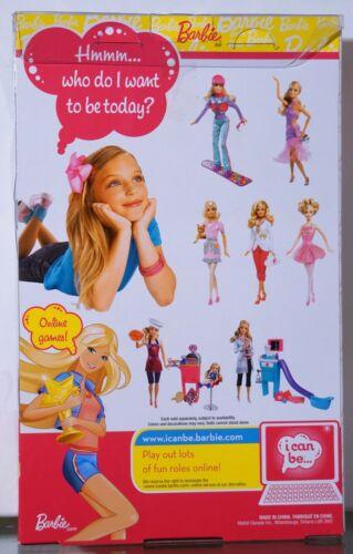 miniature 190 - #01 Barbie-Puppe-Mattel-Aussuchen: FCP73, GDJ37, BLL70, DWJ65, DWJ64