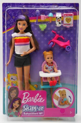 miniature 120 - #01 Barbie-Puppe-Mattel-Aussuchen: FCP73, GDJ37, BLL70, DWJ65, DWJ64