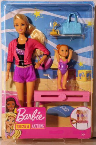 miniature 11 - #01 Barbie-Puppe-Mattel-Aussuchen: FCP73, GDJ37, BLL70, DWJ65, DWJ64