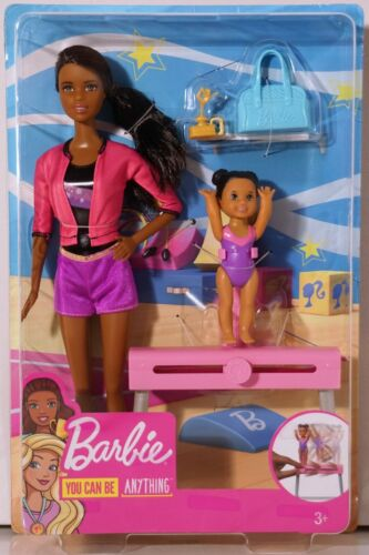 miniature 14 - #01 Barbie-Puppe-Mattel-Aussuchen: FCP73, GDJ37, BLL70, DWJ65, DWJ64
