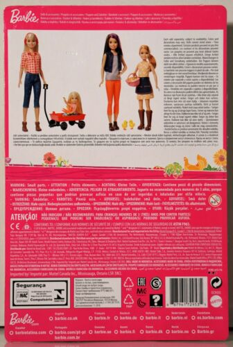 miniature 184 - #01 Barbie-Puppe-Mattel-Aussuchen: FCP73, GDJ37, BLL70, DWJ65, DWJ64
