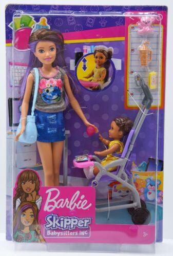 miniature 77 - #01 Barbie-Puppe-Mattel-Aussuchen: FCP73, GDJ37, BLL70, DWJ65, DWJ64