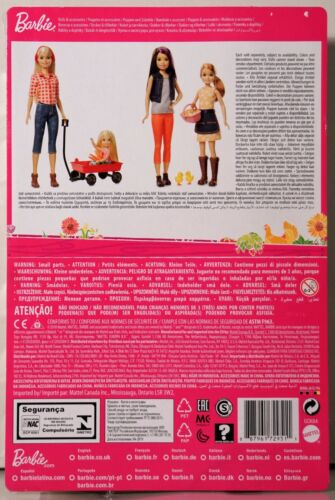 miniature 21 - #01 Barbie-Puppe-Mattel-Aussuchen: FCP73, GDJ37, BLL70, DWJ65, DWJ64