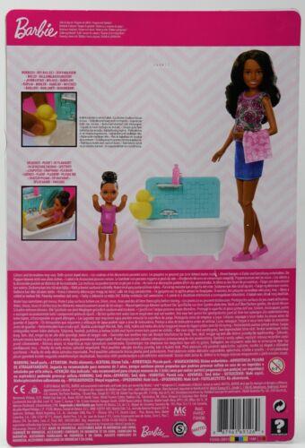 miniature 118 - #01 Barbie-Puppe-Mattel-Aussuchen: FCP73, GDJ37, BLL70, DWJ65, DWJ64