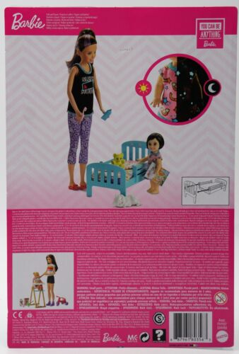 miniature 124 - #01 Barbie-Puppe-Mattel-Aussuchen: FCP73, GDJ37, BLL70, DWJ65, DWJ64