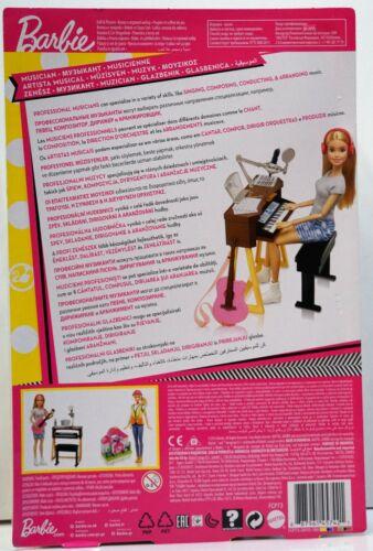 miniature 36 - #01 Barbie-Puppe-Mattel-Aussuchen: FCP73, GDJ37, BLL70, DWJ65, DWJ64