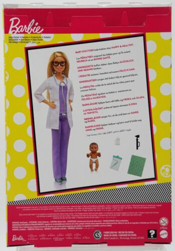 miniature 4 - #01 Barbie-Puppe-Mattel-Aussuchen: FCP73, GDJ37, BLL70, DWJ65, DWJ64