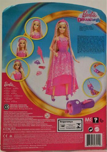 miniature 32 - #01 Barbie-Puppe-Mattel-Aussuchen: FCP73, GDJ37, BLL70, DWJ65, DWJ64
