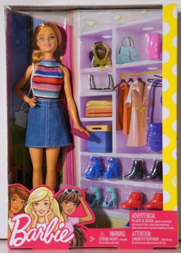 miniature 90 - #01 Barbie-Puppe-Mattel-Aussuchen: FCP73, GDJ37, BLL70, DWJ65, DWJ64