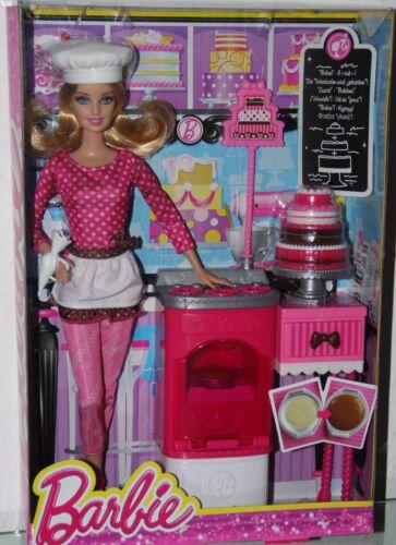 miniature 51 - #01 Barbie-Puppe-Mattel-Aussuchen: FCP73, GDJ37, BLL70, DWJ65, DWJ64