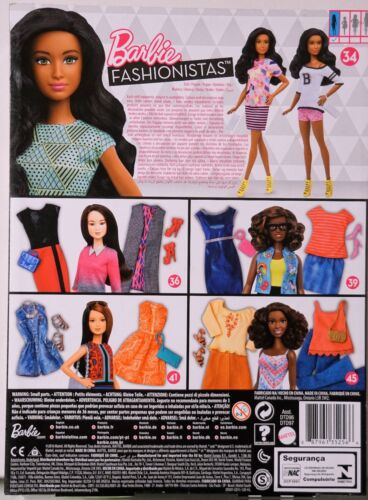 miniature 175 - #01 Barbie-Puppe-Mattel-Aussuchen: FCP73, GDJ37, BLL70, DWJ65, DWJ64