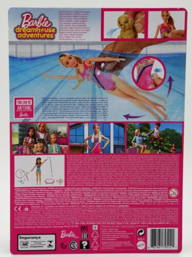 miniature 18 - #01 Barbie-Puppe-Mattel-Aussuchen: FCP73, GDJ37, BLL70, DWJ65, DWJ64