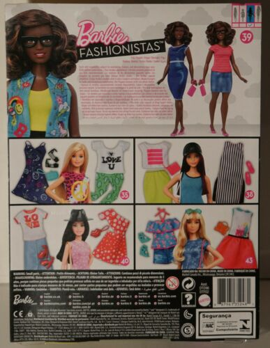 miniature 73 - #01 Barbie-Puppe-Mattel-Aussuchen: FCP73, GDJ37, BLL70, DWJ65, DWJ64