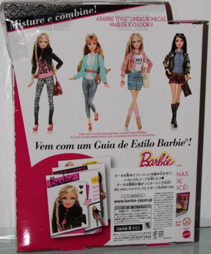 miniature 171 - #01 Barbie-Puppe-Mattel-Aussuchen: FCP73, GDJ37, BLL70, DWJ65, DWJ64