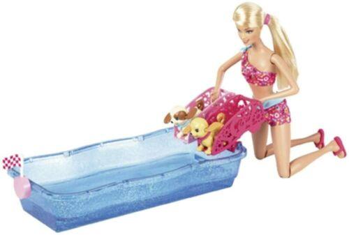 miniature 64 - #01 Barbie-Puppe-Mattel-Aussuchen: FCP73, GDJ37, BLL70, DWJ65, DWJ64