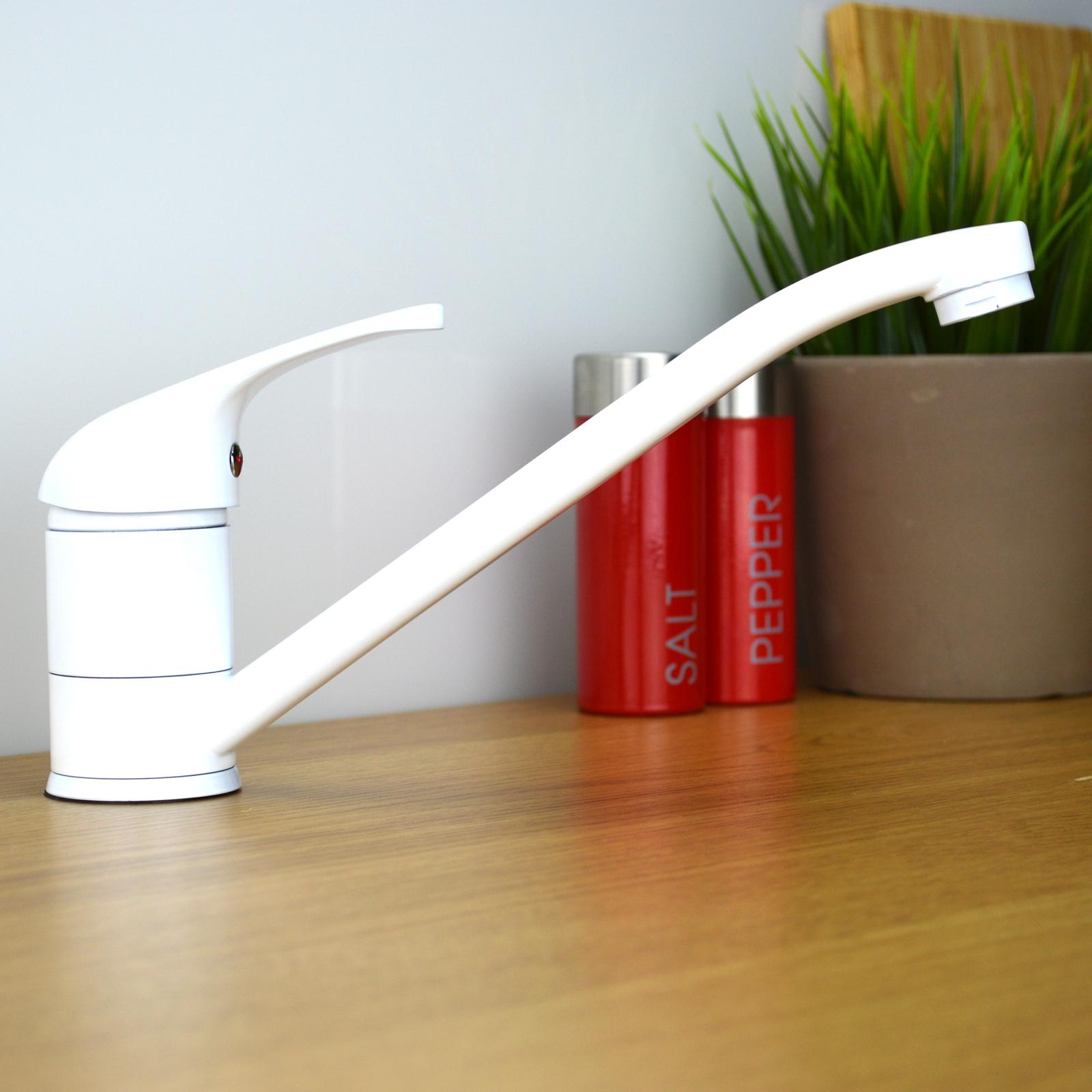 enki chrome kitchen sink mixer tap traditional black. beautiful ideas. Home Design Ideas