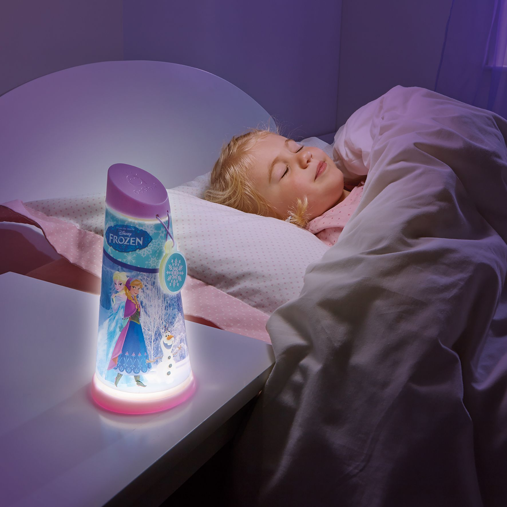 Indexbild 20 - Go Glow Nacht Beam Kipp Torch Beleuchtung Licht Kinder Schlafzimmer
