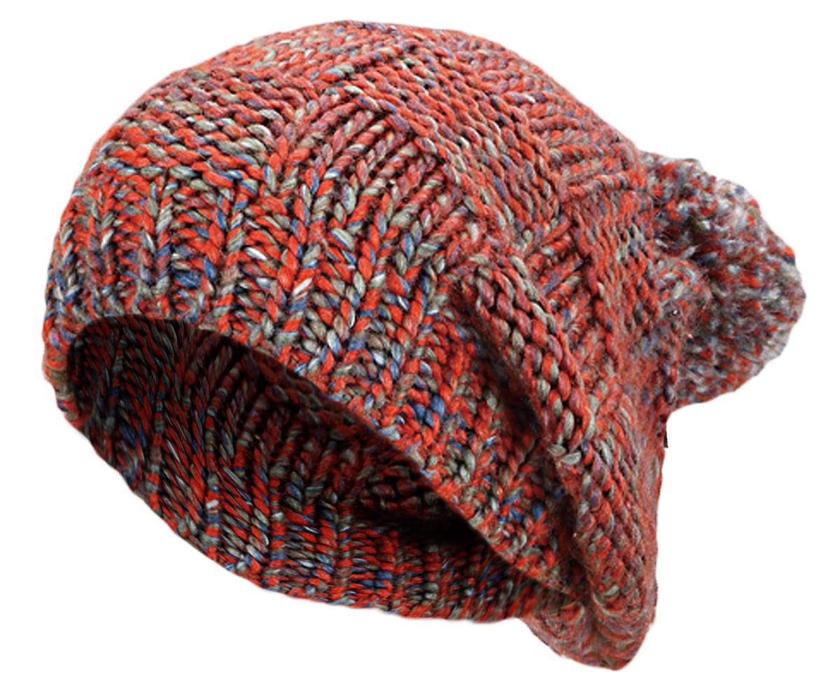 femme homme hiver bonnet long de laine avec pompon d 39 hiver longue ebay. Black Bedroom Furniture Sets. Home Design Ideas