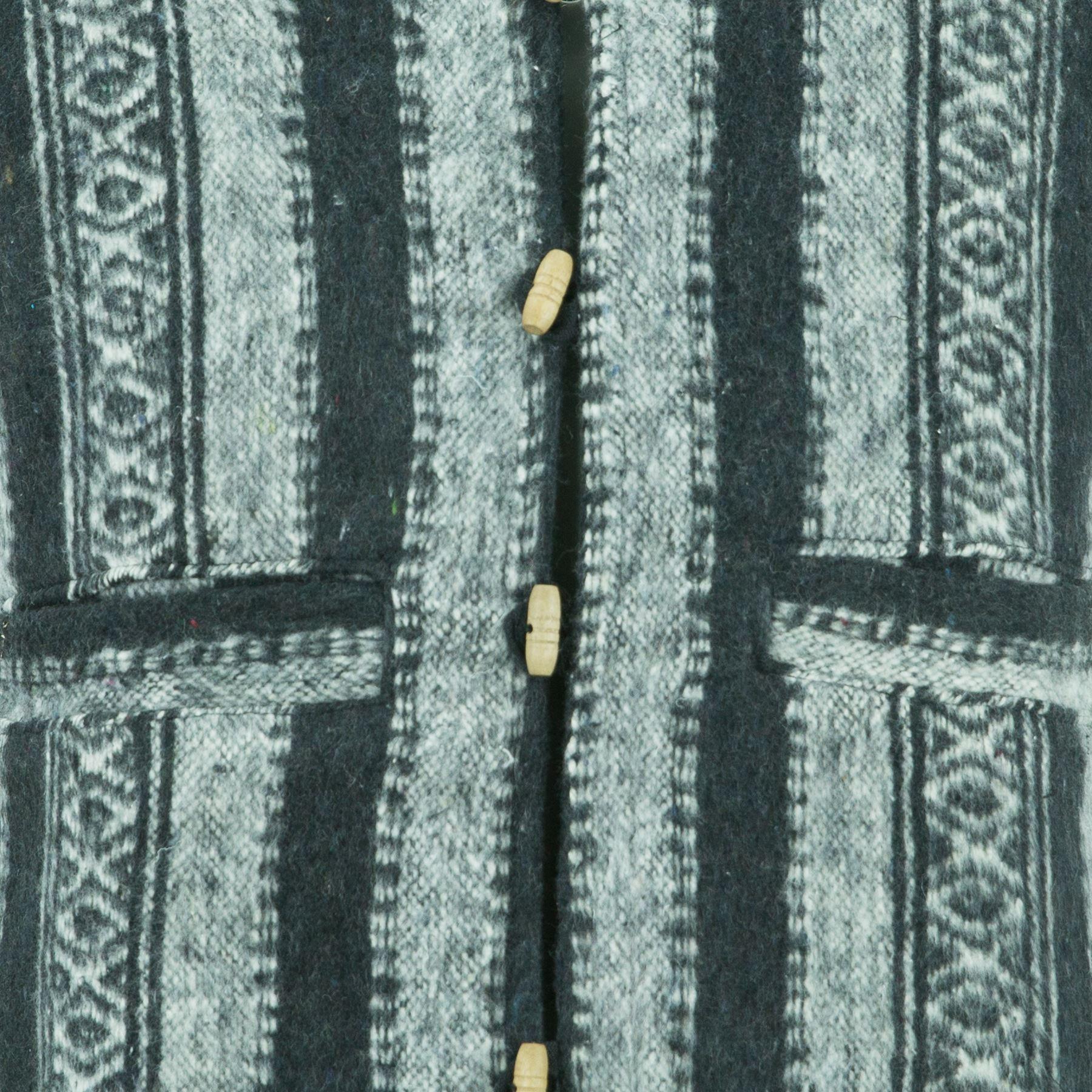 Chaleco-Algodon-Hombre-Perchado-Hippie-Boho-Traje-para-Hombre-Mujer miniatura 12