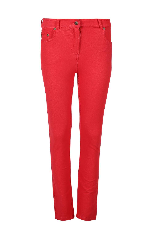 damen jeggings damen skinny fit dehnbar denim jeans leggings bergr e uk 8 22 ebay. Black Bedroom Furniture Sets. Home Design Ideas
