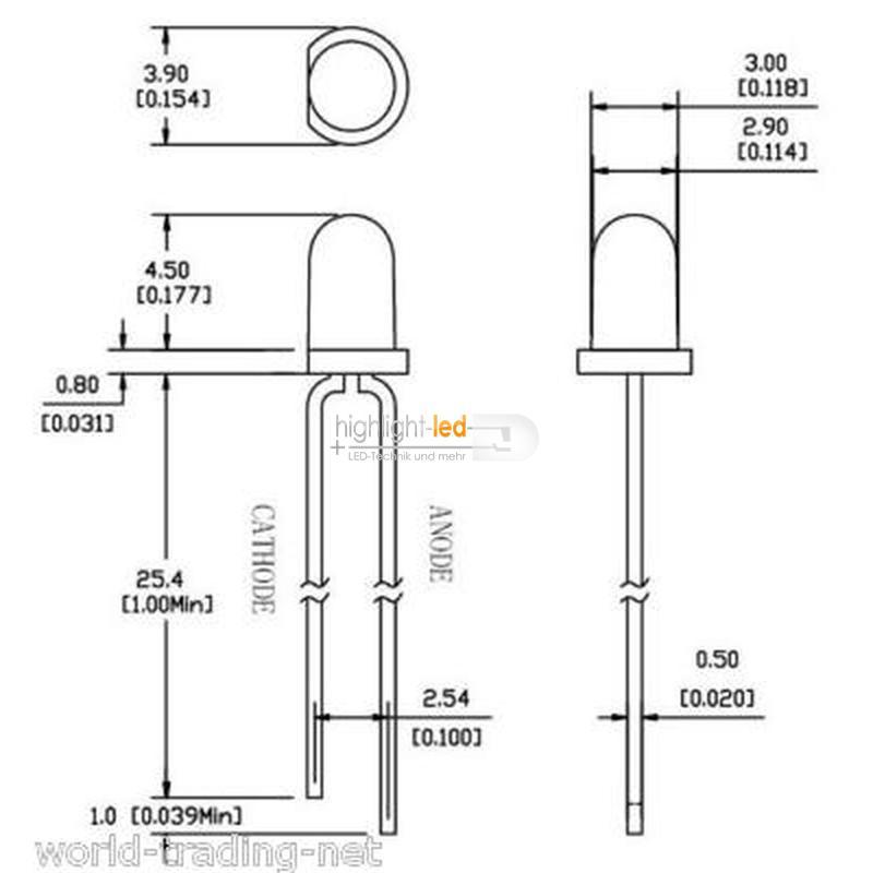 LED-3mm-oder-5mm-blinkend-blinkende-LEDs-3-mm-oder-5mm-Leuchtdioden-flashing Indexbild 42