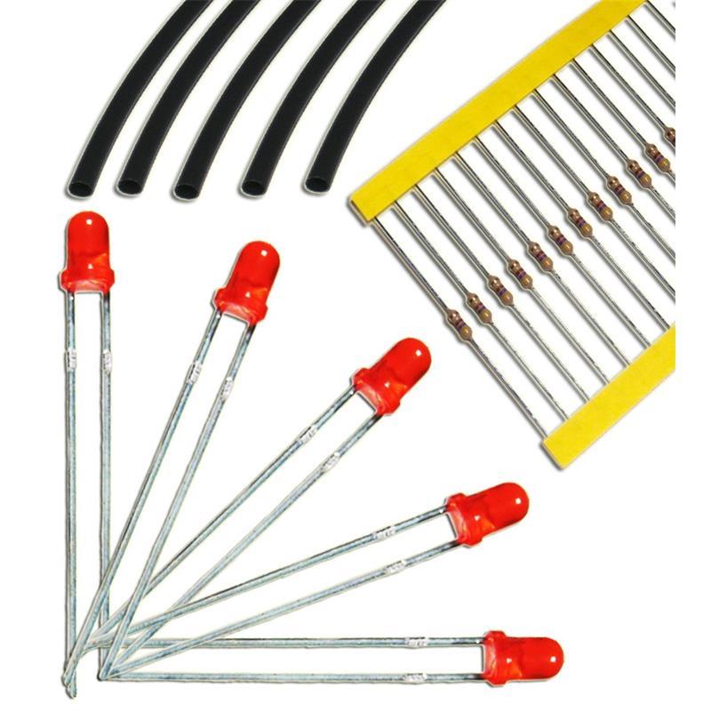LED-3mm-oder-5mm-blinkend-blinkende-LEDs-3-mm-oder-5mm-Leuchtdioden-flashing Indexbild 40